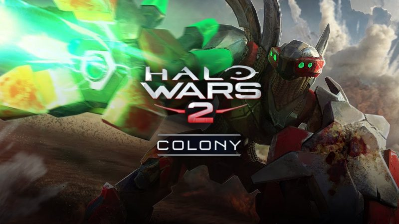 Xbox News: HALO Wars 2 Adds 2nd DLC Leader – Meet Colony