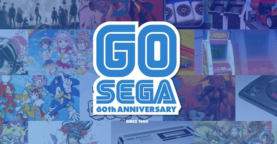 Video Games News Find Out How To Help Celebrate Sega 60th Anniversary Gaming And Nerd News